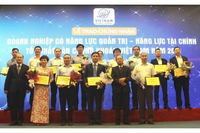 Hòa Bình có năng lực quản trị tài chính tốt trên sàn chứng khoán Việt Nam 2018