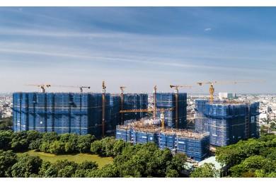 Tập đoàn Xây dựng Hòa Bình làm tổng thầu dự án cao cấp nhất của Gamuda Land trị giá 1.530 tỷ đồng