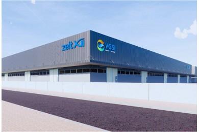 HBC trúng thầu xây dựng dự án Nhà máy GS Industry