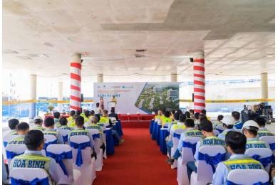 Hòa Bình hoàn thành giai đoạn 2 dự án khu nghỉ dưỡng ALMA Nha Trang