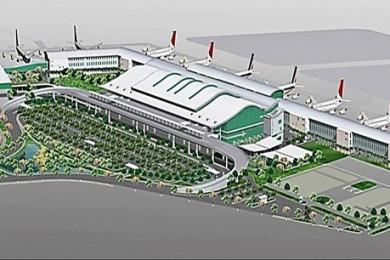 Hòa Bình đứng đầu liên danh xây dựng Dự án mở rộng Nhà ga Quốc tế T2 – Tân Sơn Nhất giai đoạn 1