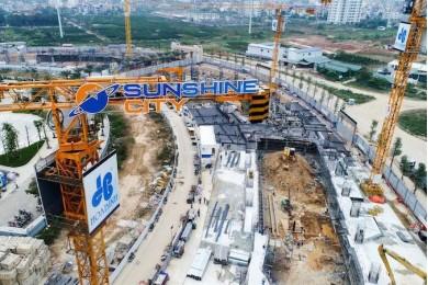 Sunshine Group giao tiếp Hòa Bình phần thân dự án Sunshine City