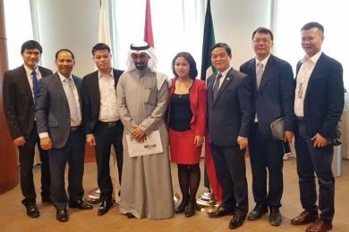 Hòa Bình trúng thầu gói thầu xây dựng dự án lọc dầu ở Kuwait